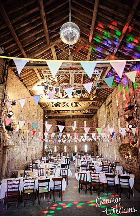 Lyde Court Hereford Wedding Venue Herefordshire barn