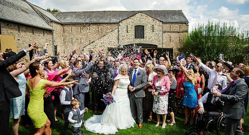 South Wales Wedding Venue