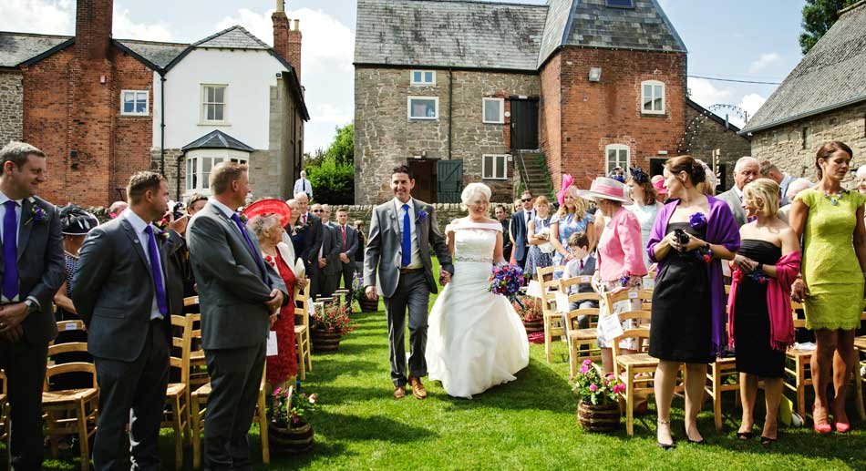 Hereford Wedding Venue Herefordshire Lyde Court Country House and Rustic Barn