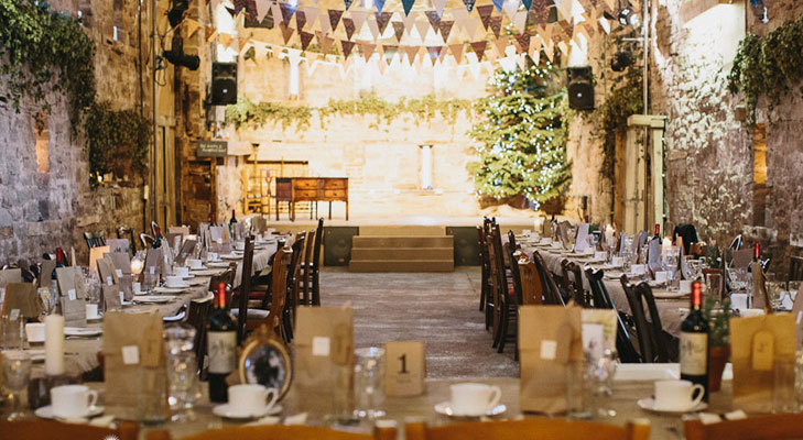 Winter Weddings at Lyde Court