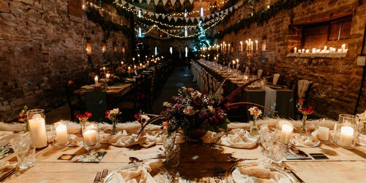 Barn Wedding Venue Hereford Lyde Court