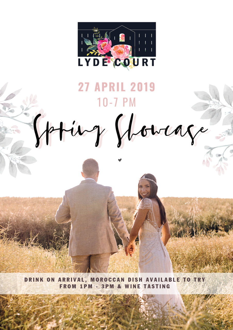 Wedding Venue Showcase at Lyde Court Barn Wedding Venue in Hereford / Herefordshire.