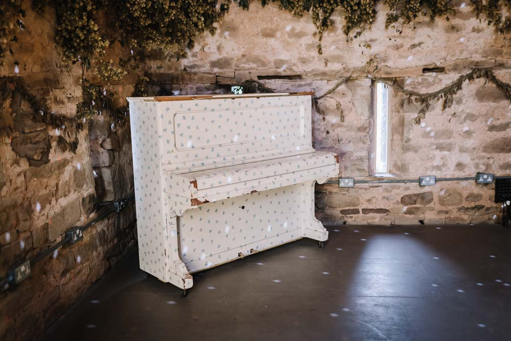 Piano at Hereford Wedding Venues - Spring by Oobaloos Photography