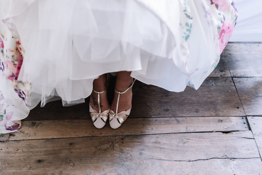Shoes Hereford Wedding Venues - Spring by Oobaloos Photography
