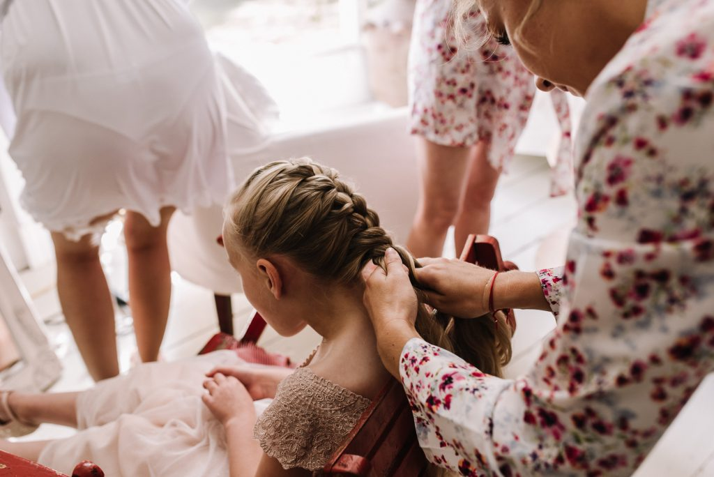 Flower girl Hereford Wedding Venues - Spring by Oobaloos Photography