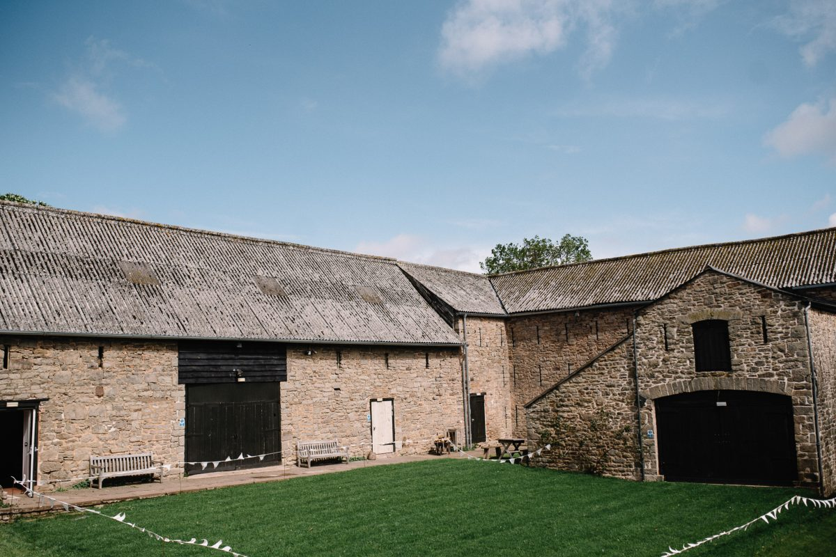 Barn wedding venues