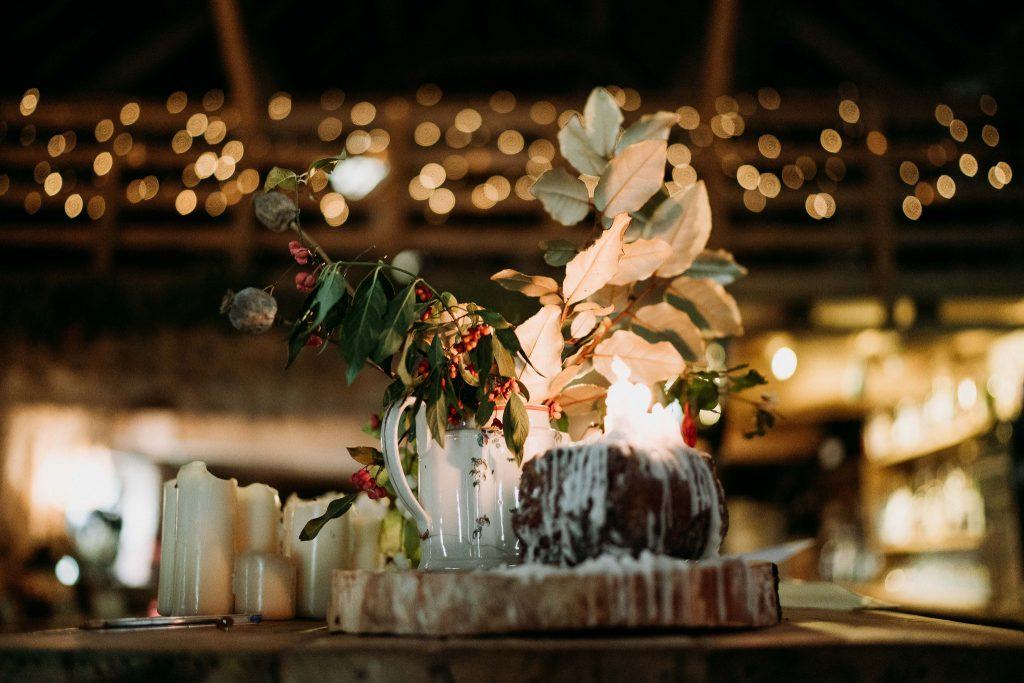 Hereford Barn Wedding Venue Decor
